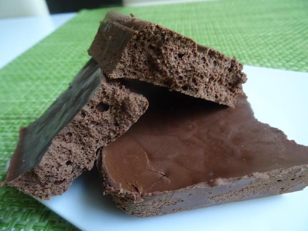 Luftschokolade - Rezept - Bild Nr. 3