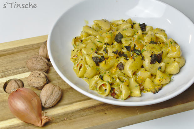 One-Pot-Kürbis-Pasta - Rezept - Bild Nr. 2