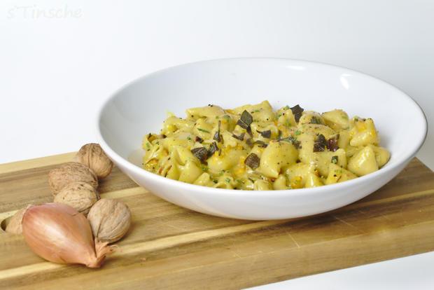 One-Pot-Kürbis-Pasta - Rezept - Bild Nr. 7