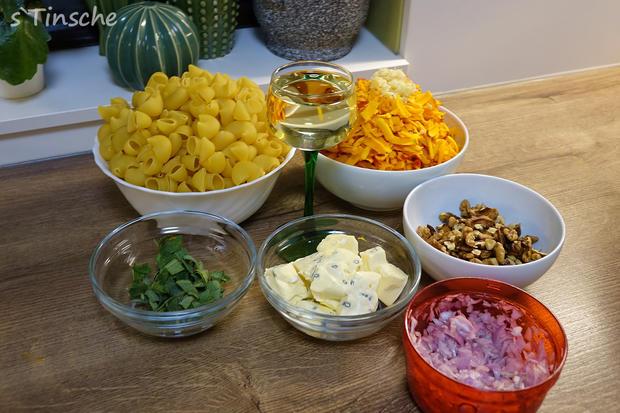 One-Pot-Kürbis-Pasta - Rezept - Bild Nr. 8