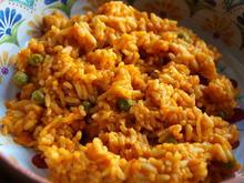 Beilage: Djuvec-Reis mit dem Thermomix - Rezept - Bild Nr. 2