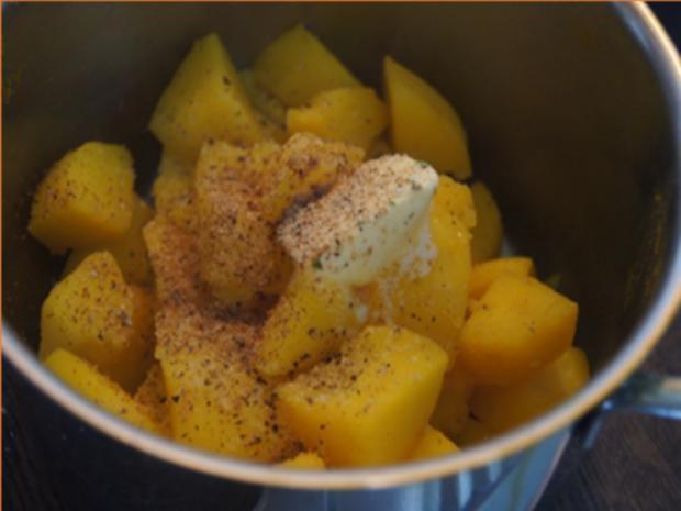 Steinpilzpfanne mit Kartoffelstampf - Rezept - Bild Nr. 16