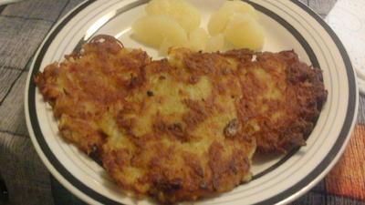 Herzhaft gewürzte Kartoffelpuffer - Rezept - Bild Nr. 2