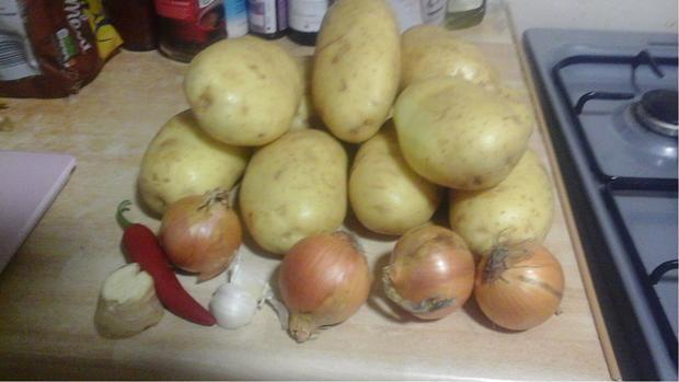 Herzhaft gewürzte Kartoffelpuffer - Rezept - Bild Nr. 3