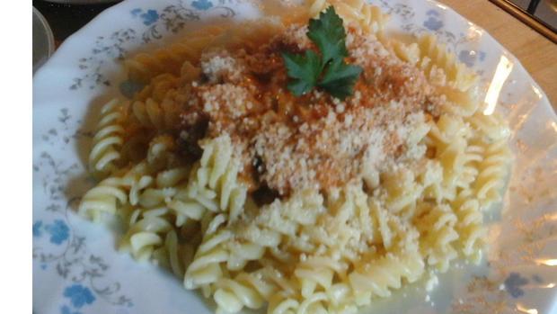 Pasta asiatisch gewürzt - Rezept - Bild Nr. 2