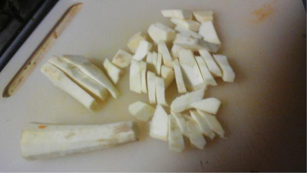 Herzhafter Gemüseeintopf mit Mettbällchen - Rezept - Bild Nr. 7