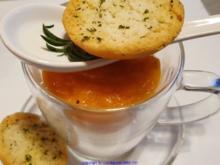 Butternut Feta Chili Suppe = kochbar Challenge 11.0 (November 2019) - Rezept - Bild Nr. 2