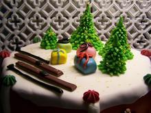 """Weihnachtliche """"Spieldose"""" 8 eckig..... - Rezept - Bild Nr. 4"""