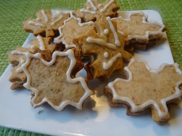 Maple Cream Cookies - Rezept - Bild Nr. 2