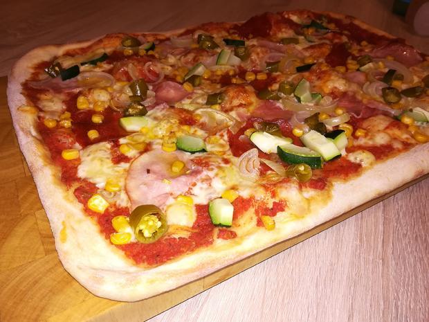 Pizza - Rezept - Bild Nr. 11