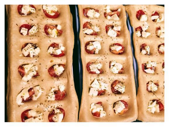 BiNe` S MINI  PIZZA - Rezept - Bild Nr. 2