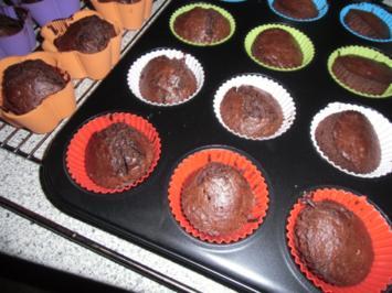 Rezept: SchokoladenMuffins