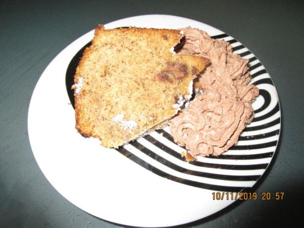 Saftiger Nuss-Nougat-Schoki-Kuchen - Rezept - Bild Nr. 5