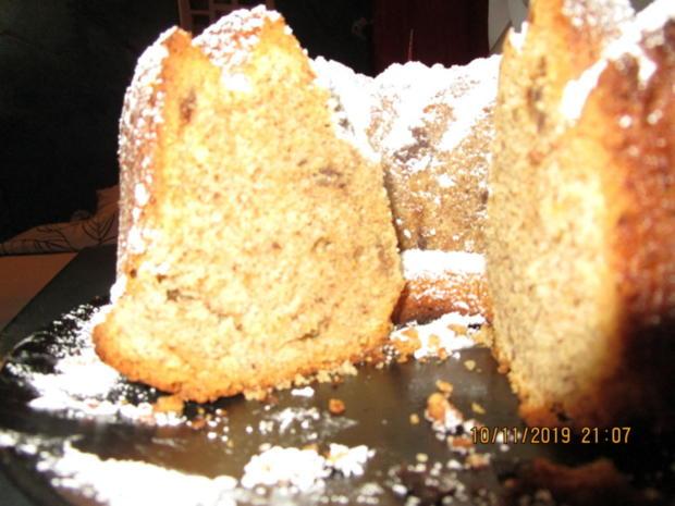 Saftiger Nuss-Nougat-Schoki-Kuchen - Rezept - Bild Nr. 6