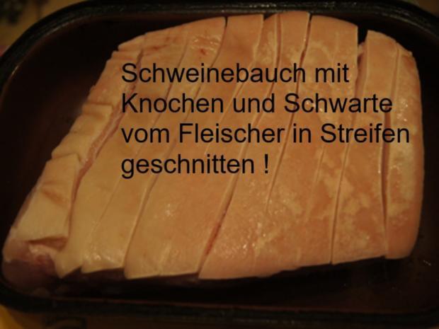 Schweinebraten auf Prager Art - Rezept - Bild Nr. 3