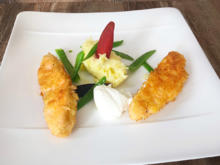 Fischstäbchen mit Kartoffeln und Möhren (Ehrlich Brothers) - Rezept - Bild Nr. 2