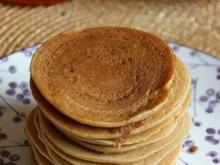 Frühstück: Kürbis-Pancakes - Rezept - Bild Nr. 2