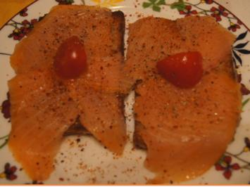 Räucherlachs-French-Toast - Rezept - Bild Nr. 2