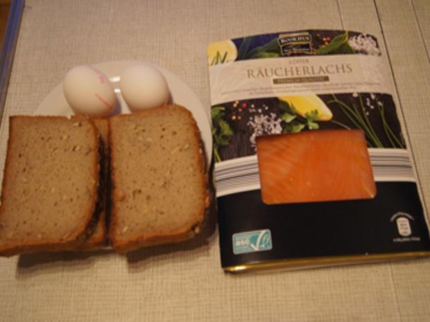 Räucherlachs-French-Toast - Rezept - Bild Nr. 3