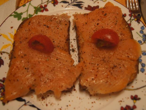 Räucherlachs-French-Toast - Rezept - Bild Nr. 10