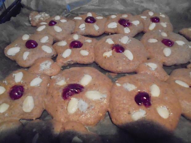 Honigkuchen-Plätzchen - Rezept - Bild Nr. 3
