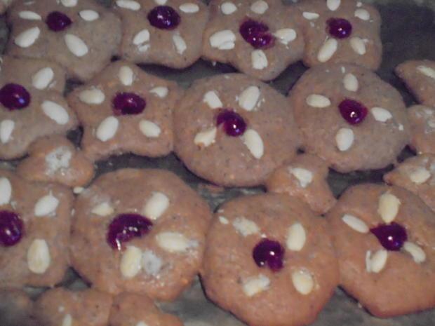 Honigkuchen-Plätzchen - Rezept - Bild Nr. 2