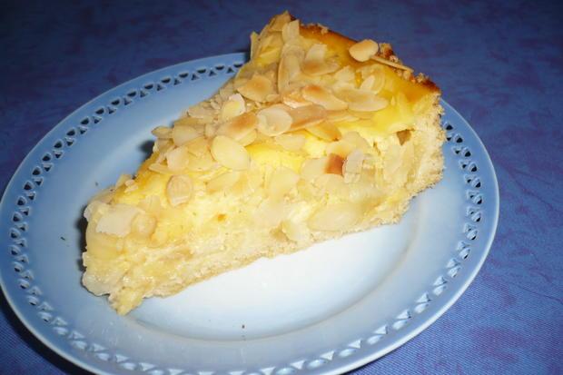 Apfel - Pudding Kuchen - Rezept - Bild Nr. 2