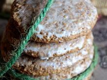 Weihnachtsgebäck: Schokoladen-Lebkuchen - Rezept - Bild Nr. 2