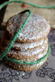 Rezept: Weihnachtsgebäck: Schokoladen-Lebkuchen