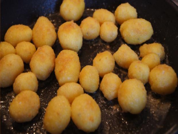 Französche Kartoffeln mit Sahne-Heringsfilets - Rezept - Bild Nr. 8