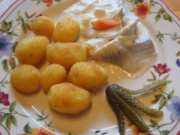 Französche Kartoffeln mit Sahne-Heringsfilets - Rezept - Bild Nr. 9