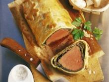 Filet Wellington - Rezept