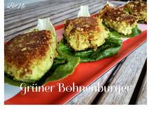BiNe` S GRÜNER BOHNENBURGER - Rezept - Bild Nr. 6