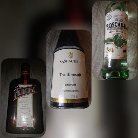 Weintrauben - Saft - Likör - Rezept - Bild Nr. 4