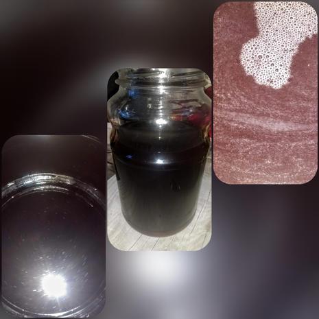 Weintrauben - Saft - Likör - Rezept - Bild Nr. 5