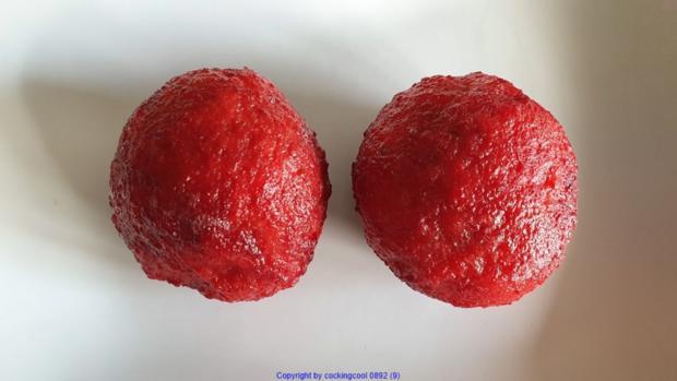 Rote Bete Knödel à la Biggi auch Knödel im Barbielook genannt - Rezept - Bild Nr. 9