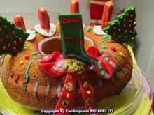 Spekulatius-Kranzkuchen zum 1. Advent - Rezept - Bild Nr. 2