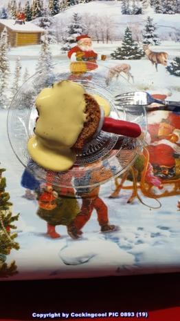 Spekulatius-Kranzkuchen zum 1. Advent - Rezept - Bild Nr. 14