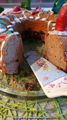 Spekulatius-Kranzkuchen zum 1. Advent - Rezept - Bild Nr. 13
