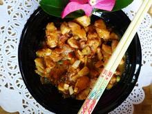 Ingwerhuhn in scharfer Teriyaki-Sauce - Rezept - Bild Nr. 2
