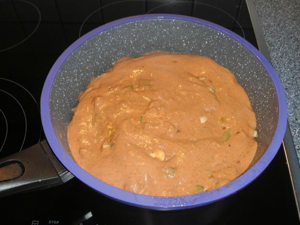 Überbackene Hähnchenfilets mit Gemüse - Rezept - Bild Nr. 6