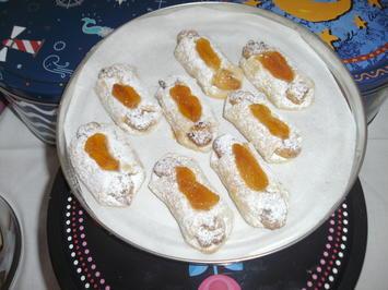 Vanille-Hörnchen - Rezept - Bild Nr. 2