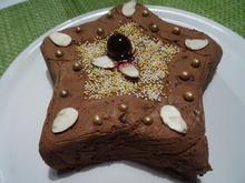 Lebkuchen-Mousse mit Amarena-Kirsch-Soße - Rezept - Bild Nr. 6