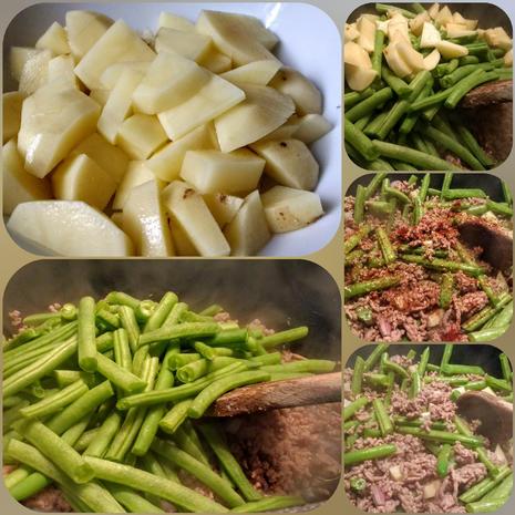 Bohnensuppe mit Fleischeinlage - Rezept - Bild Nr. 10