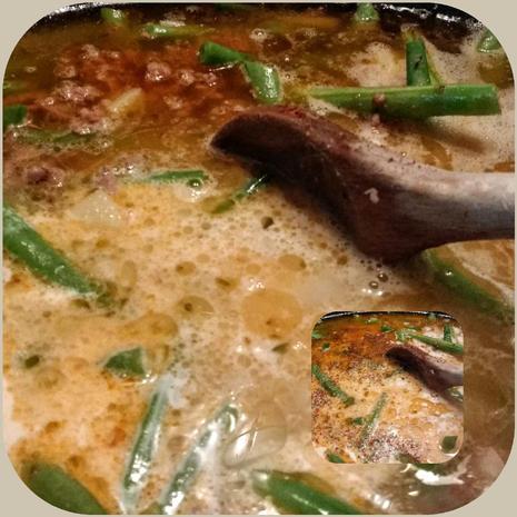 Bohnensuppe mit Fleischeinlage - Rezept - Bild Nr. 12