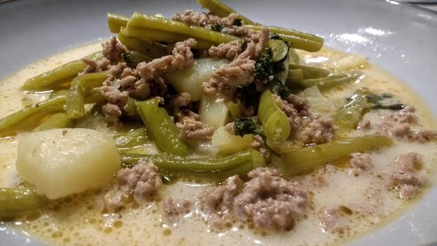 Bohnensuppe mit Fleischeinlage - Rezept - Bild Nr. 13