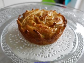 Sellerie Apfel Kartoffel Creme-Muffin = kochbar Challenge 12.0 (Dezember 2019) - Rezept - Bild Nr. 2