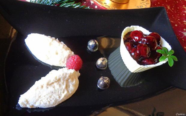Zimt - Mousse  (Weihnachtsdessert)  ... - Rezept - Bild Nr. 5