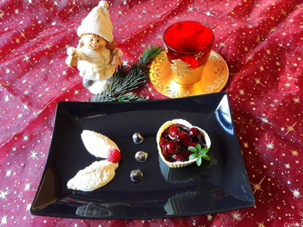 Zimt - Mousse  (Weihnachtsdessert)  ... - Rezept - Bild Nr. 2