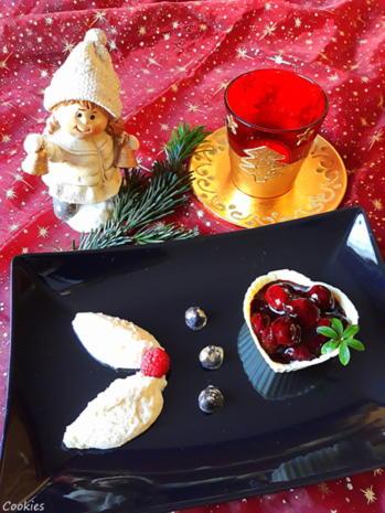 Zimt - Mousse  (Weihnachtsdessert)  ... - Rezept - Bild Nr. 7